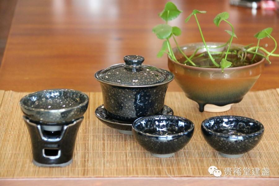 建盞的釉色品類及基本特徵 紫藝茶聊