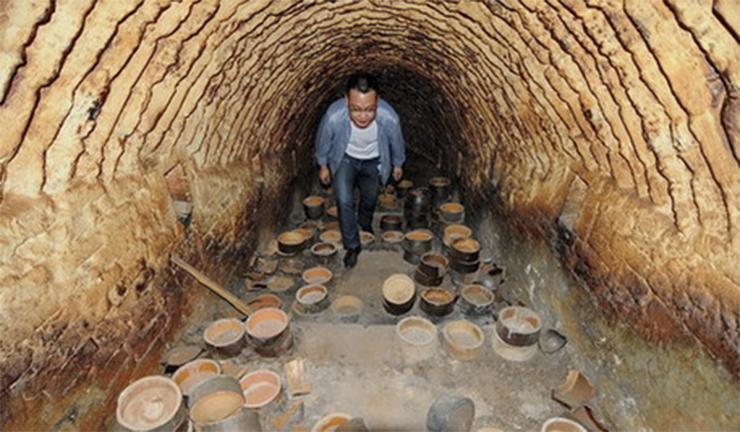 (XHDW)(3)古老的中国黑釉建盏艺术再现辉煌